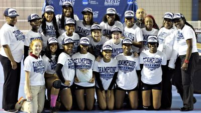 Claflin University Volleyball